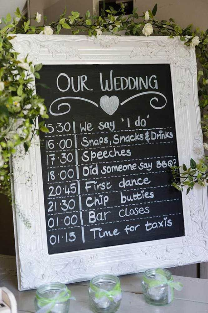 Most Popular Wedding Signs In 2017 ❤ See more: http://www.weddingforward.com/popular-wedding-signs/ #weddings