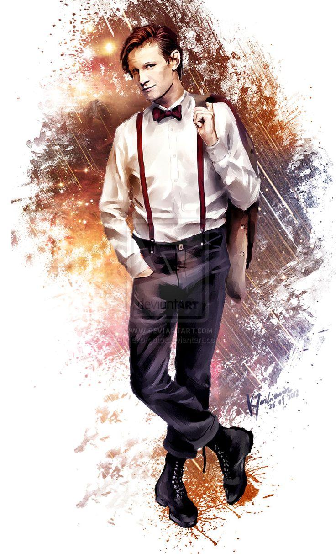 Fab 11th Doctor -by neko-gato