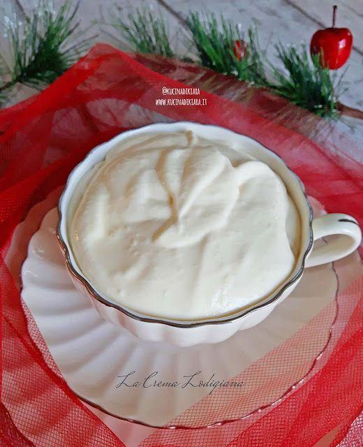La Crema Lodigiana | Kucina di Kiara | Bloglovin'