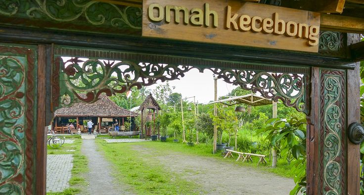 Omah Kecebong Guesthouse Jogjakarta Indonesia