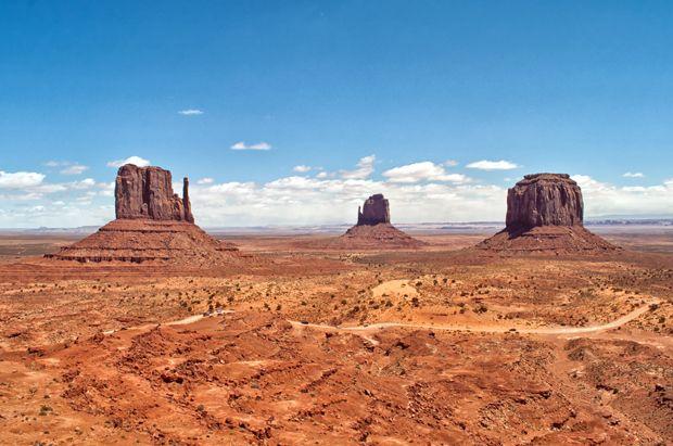 american southwest scenery | Southwestern Vacation