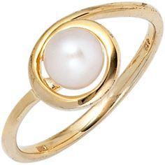 Dreambase Damen-Ring Perle 1 Süßwasser-Zuchtperle 14 Kara... https://www.amazon.de/dp/B00EYH7HSS/?m=A37R2BYHN7XPNV