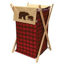 Bear Laundry Hamper