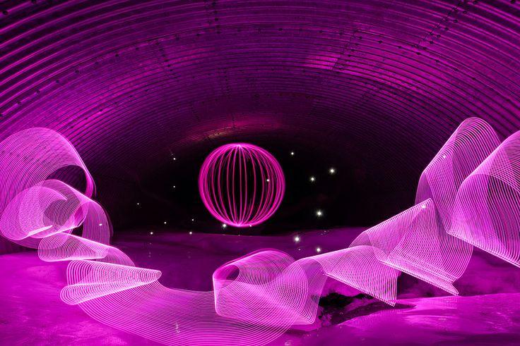 Silver Creek Culvert - Purple Orb Dance