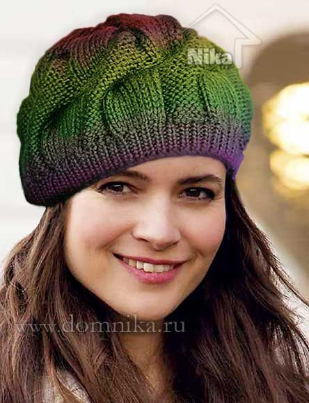 Shapki Snudy вязаные шапочки Pinterest Knitting Hats и