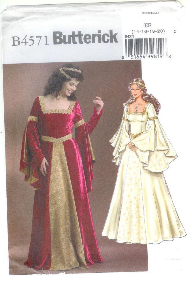 124 besten SEWING PATTERNS - Costumes Bilder auf Pinterest ...