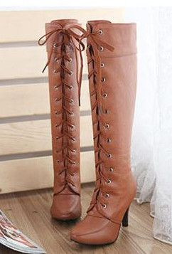 #New #Today http://www.reshopstore.com/products/classic-lace-up-knee-high-heeled-fashion-boots?utm_campaign=social_autopilot&utm_source=pin&utm_medium=pin in ReShop Store, #see it here http://www.reshopstore.com/products/classic-lace-up-knee-high-heeled-fashion-boots?utm_campaign=social_autopilot&utm_source=pin&utm_medium=pin