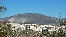 Der Donnersberg - Höchster Berg der Pfalz