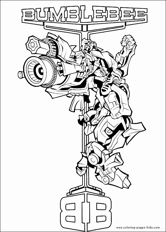 Transformers Bumblebee Coloring Page Elegant Transformers Coloring Pages Bumblebee Disney In 2020 Bee Coloring Pages Cartoon Coloring Pages Transformers Coloring Pages