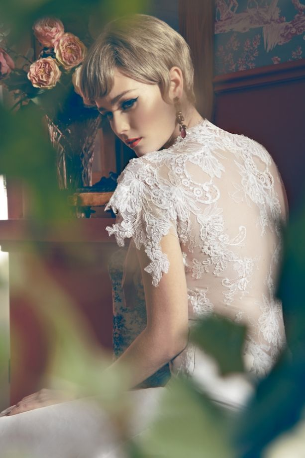 Laced Back Wedding Dresses For Your Wedding Day