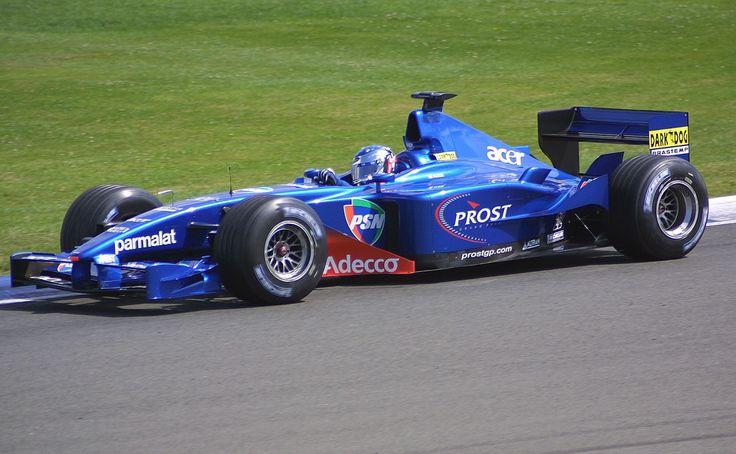 Prost AP04 Alesi - Burti - Frentzen - Mazzacane - Enge