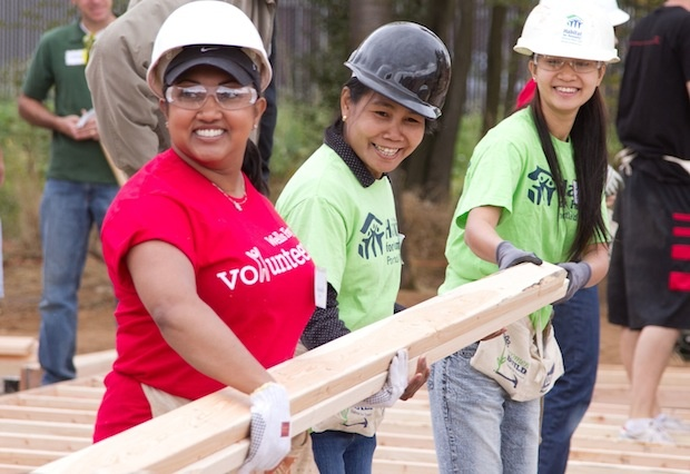 Volunteer Locally With Habitat for Humanity