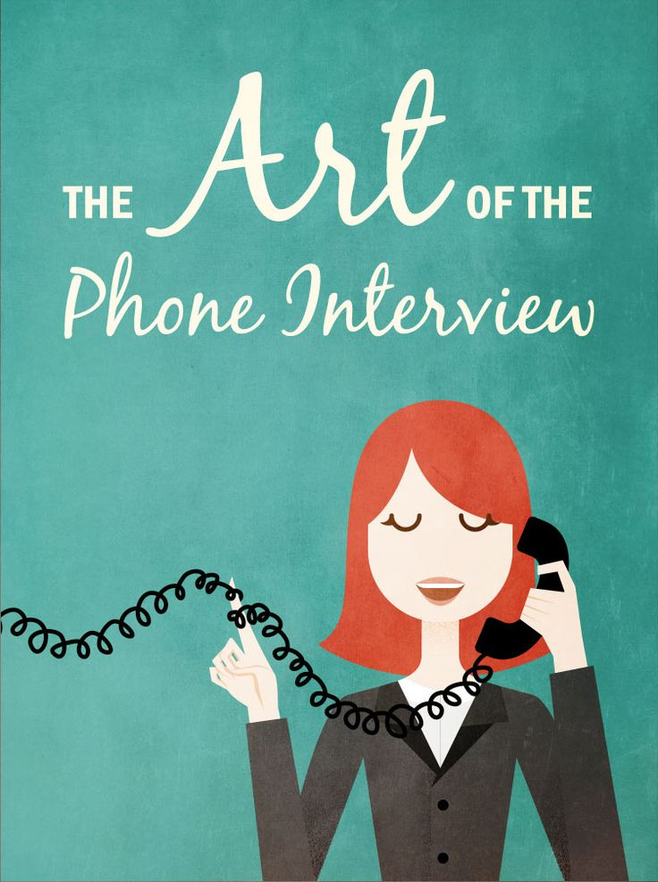 The Art of the Phone Interview 245
