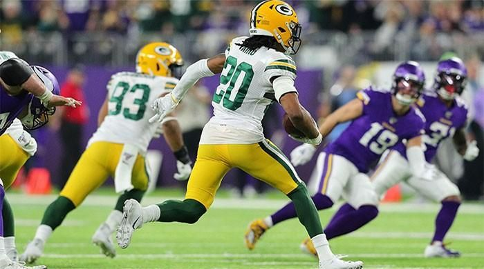 Packers Roll Over Vikings To Clinch Nfc North Title Nfc North Nfc Eric Kendricks