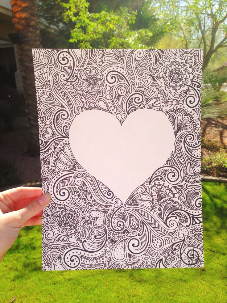 Maravilloso zentangle art