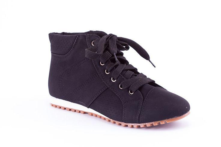 Home :: Incaltaminte dama :: Pantofi dama :: Pantofi sport :: Pantofi Sport Ileana - Negru
