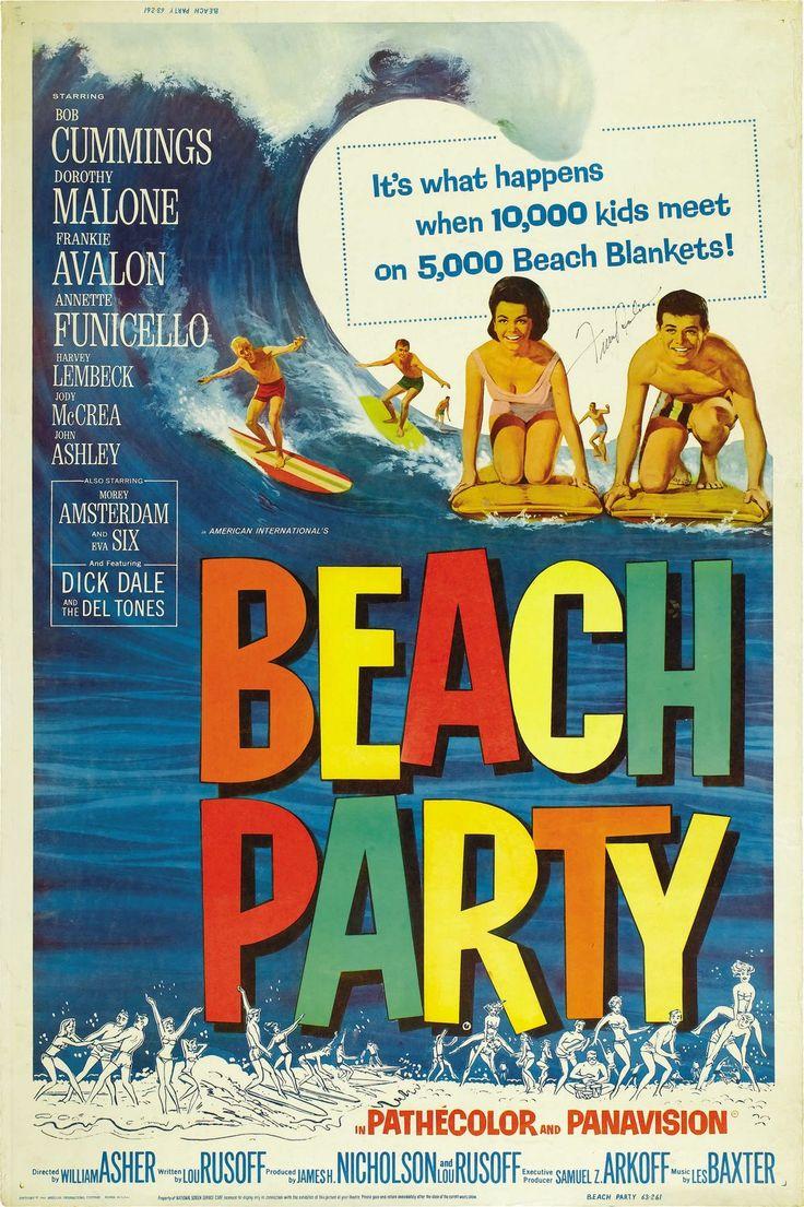 retro gidget surf poster lifes a beach pinterest