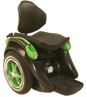 The Ogo a new take on personal transportation. An intuitive hands free control system, for freedom of movement and maximum independence!