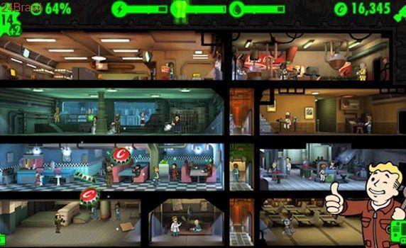 Fallout Shelter chega gratuito para PC e Xbox One em 7 de fevereiro