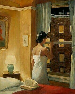 E.Hopper.                                                                                                                                                                                 Plus