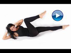 Edzhetsz otthon is ha másra nem jut időd! Egy fitnesz modell megmutatja hogyan! - YouTube