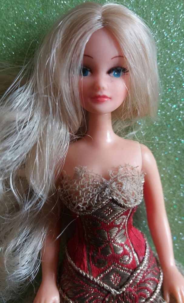 Pippa doll Pale Haired Princess Restored Rare