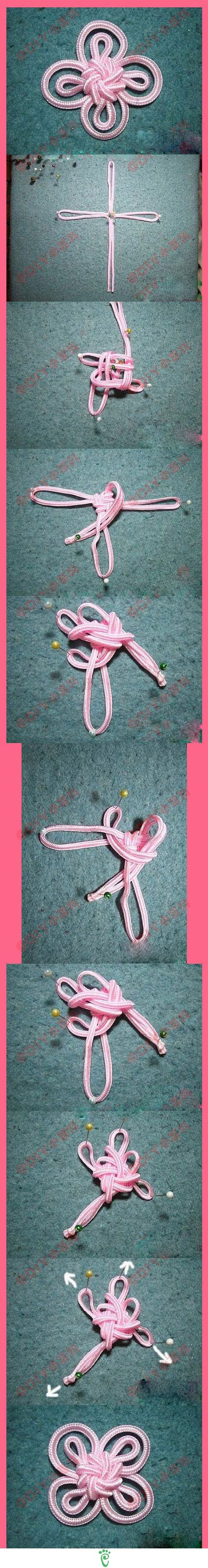 Interesting knot design. It has various possible uses, I am thinking...