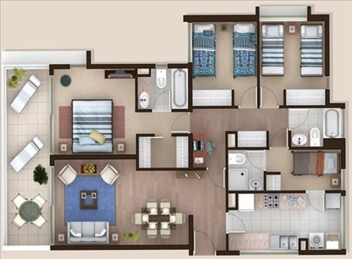 Alto Pemehue - Departamentos en San Pedro de la Paz : elinmobiliario.cl