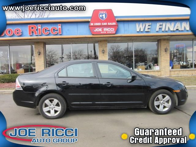 2008 FORD FUSION Detroit, MI   Used Cars Loan By Phone: 313-214-2761