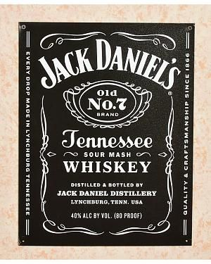 Jack Daniels Old #7 Sign: A sign ideal for the whiskey-lovin cowboy!. Features Jack Daniels… #CowboyClothing #Westernwear #CowgirlBoots