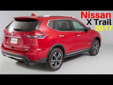 Gagah Banget Nissan X Trail 2017 Dengan Fitur Fitur Modern
