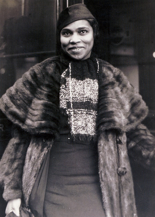 Marian Anderson, (1897-1993) was the first African American singer to perform at the Metropolitan Opera. She famously sang at the Lincoln Memorial at the height of the struggle for civil rights.