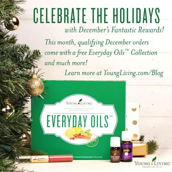 Everyday Oils December Promos!