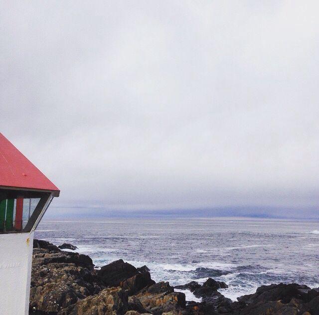 Nordneset - Farstadstranden Atlantic Ocean