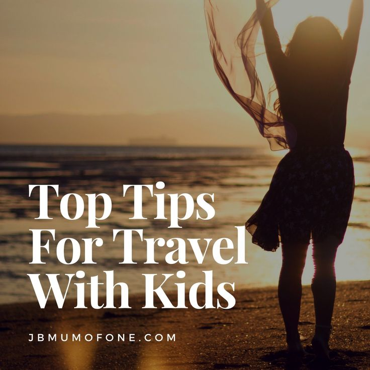 Our best advice and top tips for travelling with children.  Take the stress out!
