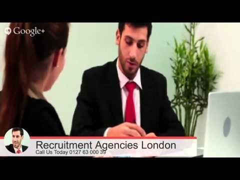 financial recruitment agencies london
