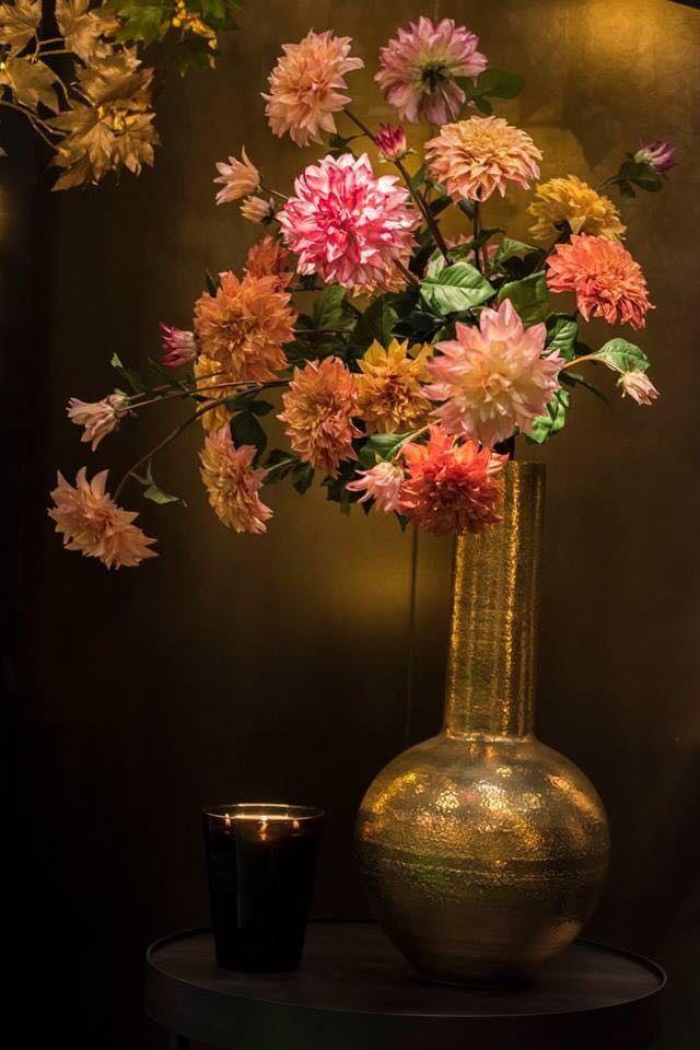 Welp Pin van JerMar Online op zijde bloemen - Verse bloemen, Zijden RK-05