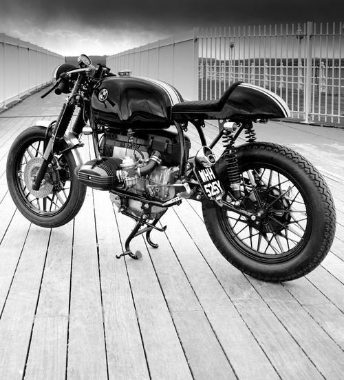iconoclassst:    BMW Cafe Racer