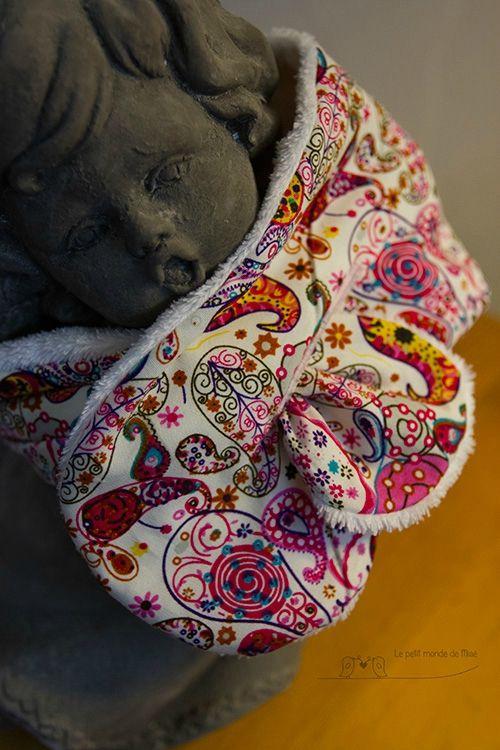 Petite echarpe pour bebe