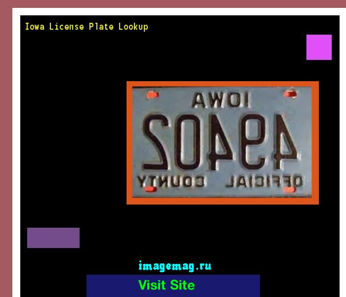 Iowa license plate lookup 182106 - The Best Image Search