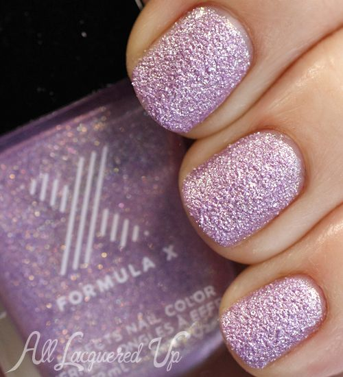 Formula X for Sephora – New Liquid Crystals and Celestials for Spring 2014 in Glitter Rocket