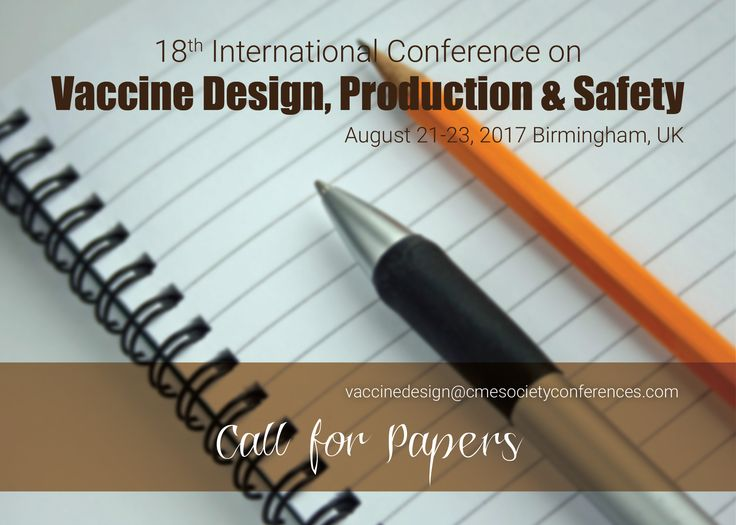 """18th International Conference on #Vaccine Design, Production and Safety, will be organized around the theme """"Deliberation on modern vaccine research and development focusing on vaccine design, delivery and evaluation"""". #VaccineDesign 2017"""