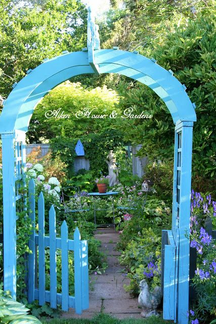 Aiken House & Gardens: Garden Vignettes
