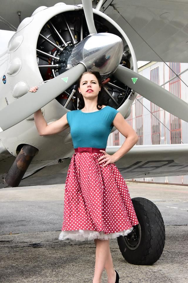 Vintage Shooting with Sherry Photograph: Jack Frei Outfit: Lindy Bop