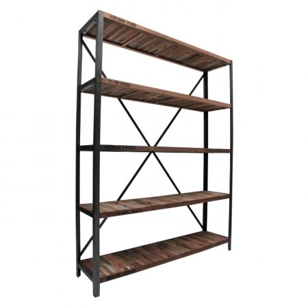 Factory range, timer/steel shelving unit from Vavoom Emporium, looks great