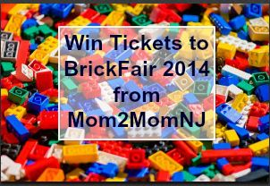 BrickFair2014 is taking place on November 1st and 2nd from 11am-4pm. It is being held at The Garden State Expo Center in Somerset, NJ. LEGO models, disp