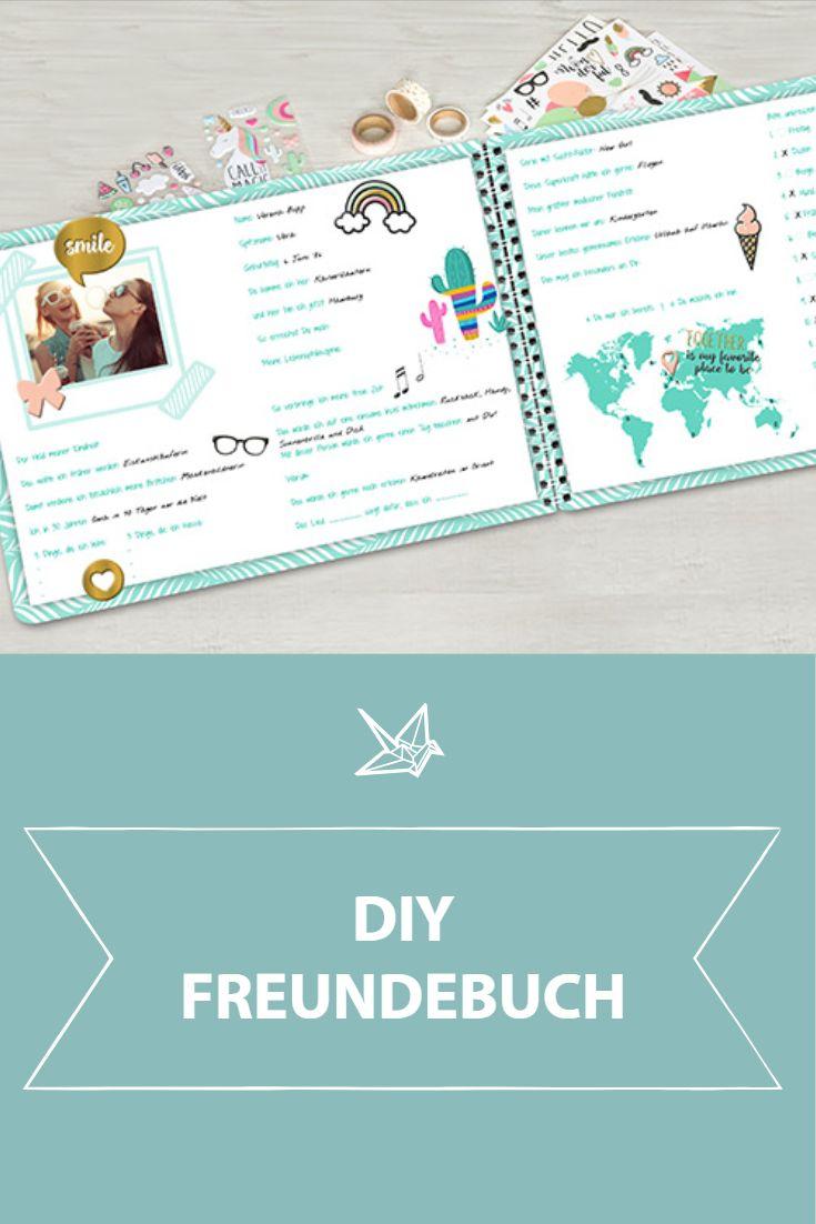 Trendtipp: Freundebuch für Erwachsene