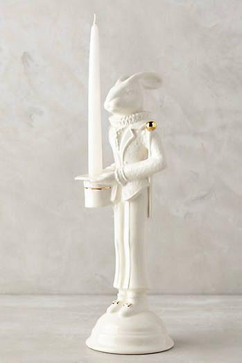 Aristocratic Animal Taper, Rabbit