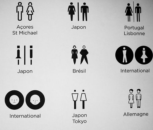 17 Best Ideas About Toilet Signs On Pinterest Wayfinding Signage Sign Design And Signage Design