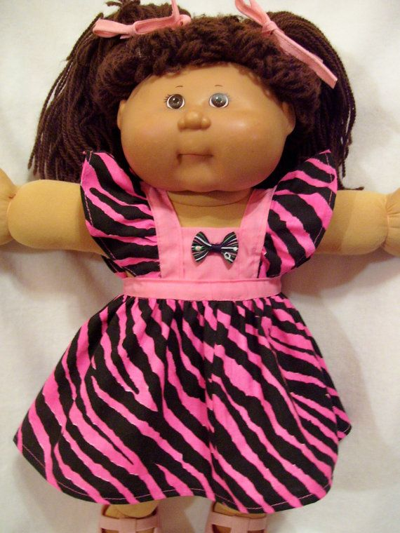 39 Best Cabbage Patch Kids Doll Clothes Patterns Images On